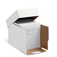 Bild Kopierpapier, DIN A4, 80g/m², 2.500 Blatt