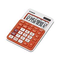 Bild CASIO Tischrechner/MS-20NC-RG orange