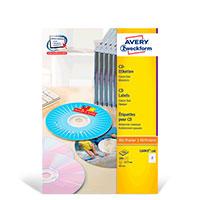 Bild CD-Etiketten, 200 Stück