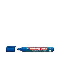 Bild Flipchartmarker, 1 - 5 mm, blau