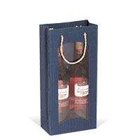 Bild Flaschen-Geschenktasche
