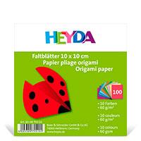 Bild Origami-Faltblätter, 100 Blatt