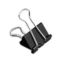 Bild Foldback-Klammer, 25 mm, 12x