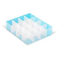 Bild Mehrzweck-Box Einsatz, 16 Fächer