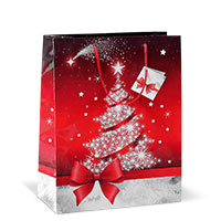 Bild Weihnachts-Geschenktasche