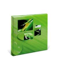 Bild Fotoalbum 'Singo', 300 x 300 mm, grün