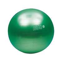 Bild Gymnastikball 'Plus', 55 cm, grün
