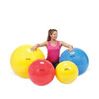 Bild Gymnastikball, 55 cm, rot