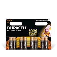 Bild Batterien 'Mignon AA', 1,5V, 8 Stück