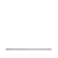 Bild Stahllineal, 30cm