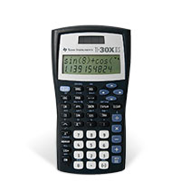 Bild Schulrechner TI-30X IIS
