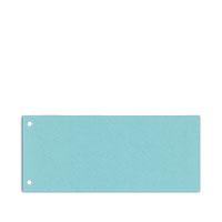 Bild Trennstreifen, blau, RC Karton, 240x105mm