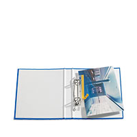 Bild Heftstreifen 'Filefix' DIN A5, 25x
