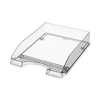 Bild Briefkorb 'Plus', C4, glasklar