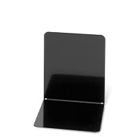 Bild Buchstützen, schwarz, 2 Stück