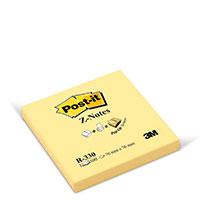 Bild Haftnotizen, 76 x 76 mm, gelb, 100 Blatt