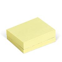 Bild Haftnotizen, 38 x 51 mm, gelb, 100 Blatt