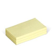 Bild Haftnotizen, 127 x 76 mm, gelb, 100 Blatt