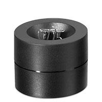 Bild Magnet Büroklammer-Spender, schwarz