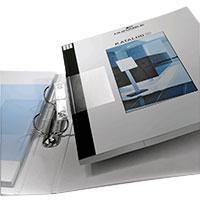 Bild Doppelheft 'FILEFIX', transparent, 10 Stück