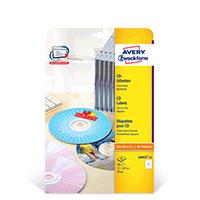 Bild CD-Etiketten, 50 Stück