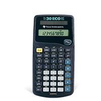 Bild Schulrechner TI30ECORS