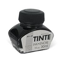 Bild Tintenfass, schwarz
