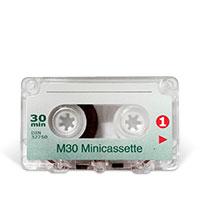 Bild Minikassette, 34 x 55 mm