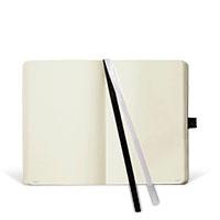 Bild Notizbuch, A5, blanko, 194 Blatt