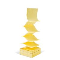 Bild Haftnotizen, 76 x 76 mm, gelb