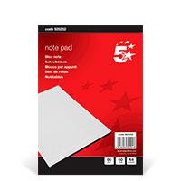 Bild Briefblock, DIN A4, kariert, 50 Blatt