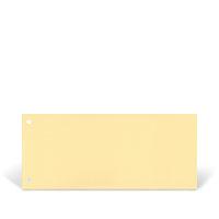 Bild Trennstreifen, gelb, 240x105mm