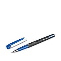 Bild Gelschreiber mit Kappe, blau