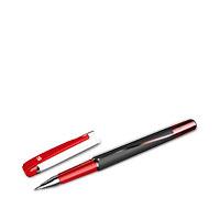 Bild Gelschreiber mit Kappe, rot