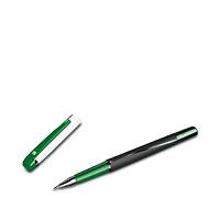 Bild Gelschreiber mit Kappe, grün