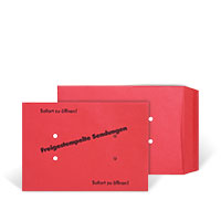 Bild Versandtasche Freistempler, 500 Stück