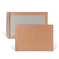 Bild Papprückwandtaschen, 10 Stück