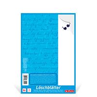 Bild Löschblattblock, 10 Blatt