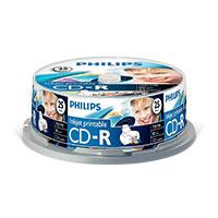 Bild CD-R Rohlinge, 700 MB, 25 Stück