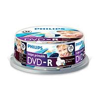 Bild DVD-R Rohlinge, 4.7 GB, 25 Stück