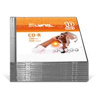 Bild CD-R Rohlinge, 700 MB, 10 Stück
