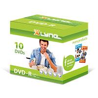 Bild DVD-R Rohlinge, 4.7 GB, 10 Stück