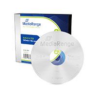 Bild DVD-R Rohlinge, 4,7 GB, 5 Stück