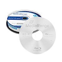 Bild BD-R Rohlinge, 25 GB, 10 Stück