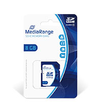 Bild SDHC Speicherkarte, 8 GB, CL 10