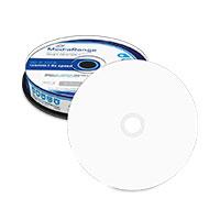 Bild BD-R Rohlinge, bedruckbar, 25 GB,10 Stück