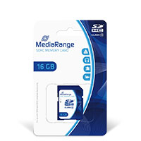 Bild SDHC Speicherkarte, 16 GB, CL 10