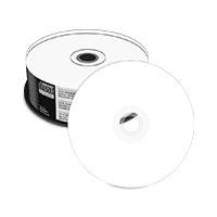 Bild CD-R Rohlinge, bedruckbar, 700 MB, 25 St.