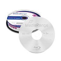 Bild BD-RE Rohlinge, 25 GB, 10 Stück