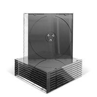 Bild CD-Hüllen 'Slim', 50 Stück